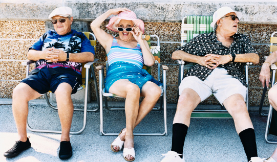 Summer can be Dangerous for Adults over 60